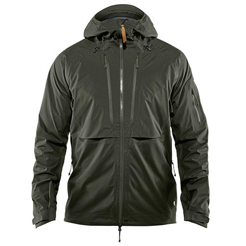 Fjällräven Keb Eco-Shell Jacket M Deep Forest | 662 | XL