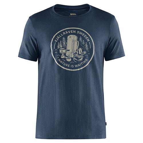 Fjällräven Fikapaus T-shirt M Navy | 560 | S