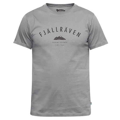 Fjällräven Trekking Equipment T-shirt Shark Grey | 016 | M