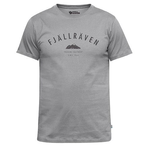 Fjällräven Trekking Equipment T-shirt Shark Grey | 016 | XL