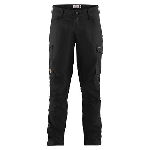 Fjällräven Kaipak Trousers M Black | 550 | 48