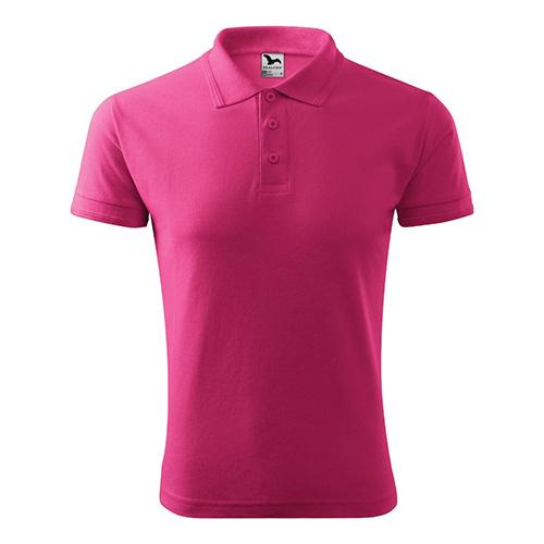 Polo triko Adler Polo Pique | Růžová | XL