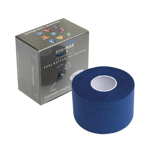 Kinemax Tejpovací páska Kine-MAX Neelastická | Modrá | 3,8 cm x 10 m