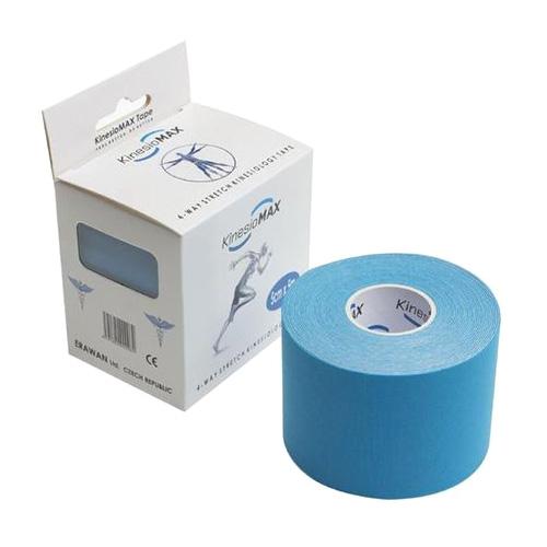 Kinemax Dynamický tejp Kine-MAX Modrá | 5 cm x 5 m
