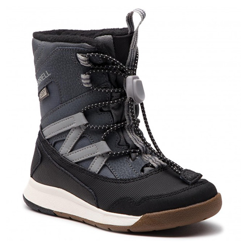 Dětská obuv Merrell Snow Crush | Šedá | 35