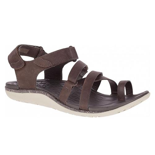 Dámská obuv Merrell TRAILWAY WRAP LTR | Hnědá | 41