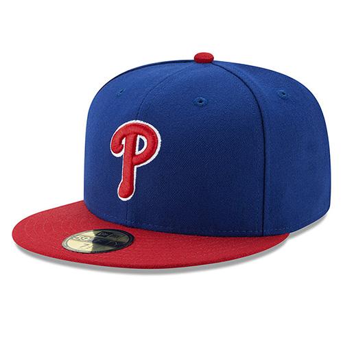 Kšiltovka New Era Philadelphia Phillies 59FIFTY | Modrá | 7 1/4 (57,7 cm)