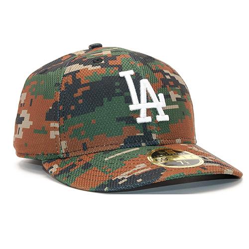 Kšiltovka New Era Los Angeles Dodgers 59FIFTY | Khaki | 7 1/4 (57,7 cm)