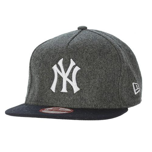 Kšiltovka New Era New York Yankees 9FIFTY | Šedá | S/M