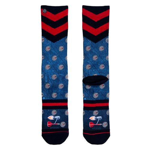 Ponožky XPOOOS Modrá | 39-42 EUR
