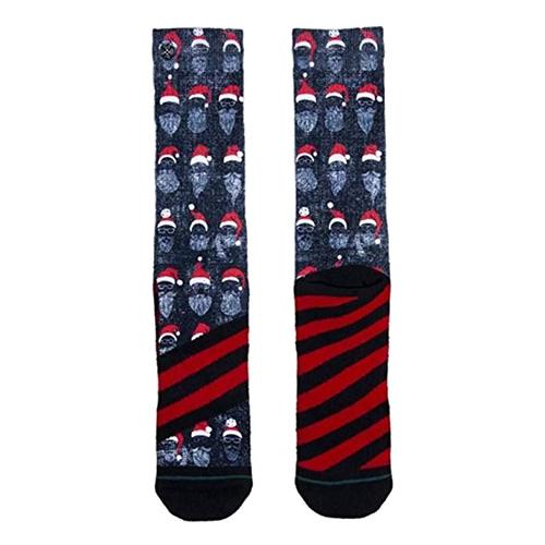 Ponožky XPOOOS X-MAS | Černá | 43-46 EUR