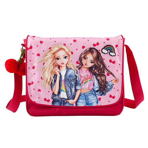 Taška přes rameno Top Model Candy a Talita, růžová