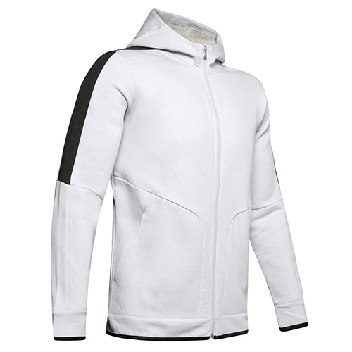 Under Armour Athlete Recovery Fleece Full Zip - XL