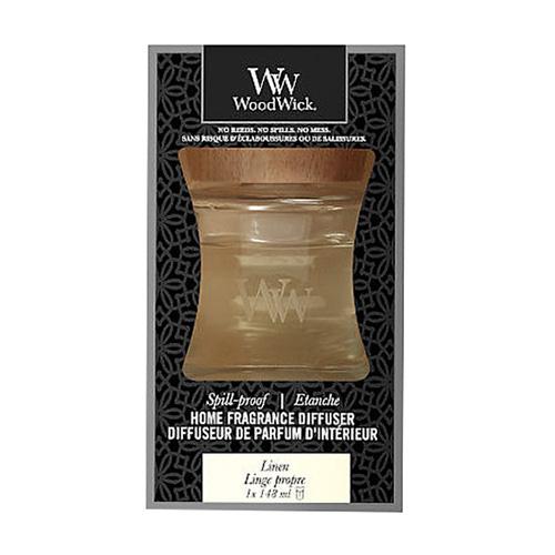 Aroma difuzér WoodWick Čisté prádlo, 148 ml