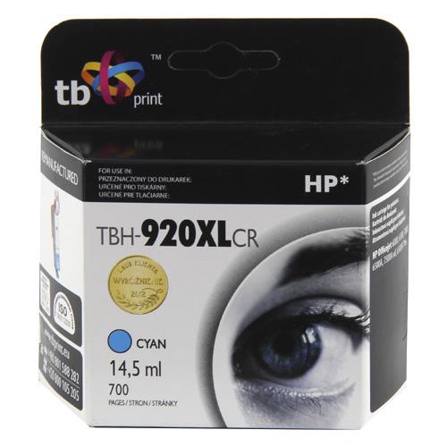 TB print Ink. kazeta TB komp. s HP CD972AE (No.920XL) ref.