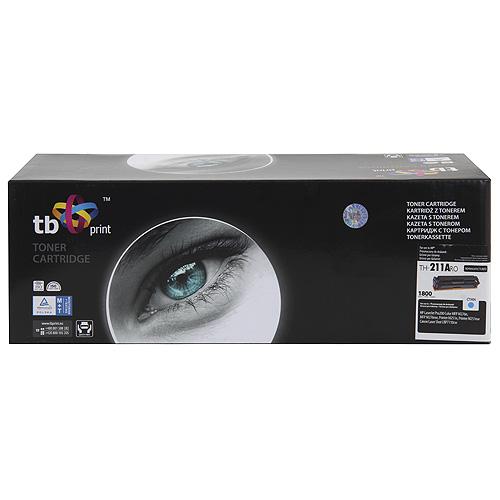 TB print Toner TB kompatibilní s HP CF211A Cy, 1 800s, ren.