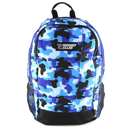 Batoh Target modrý