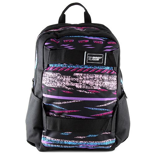 Sportovní batoh Target černo-fialový