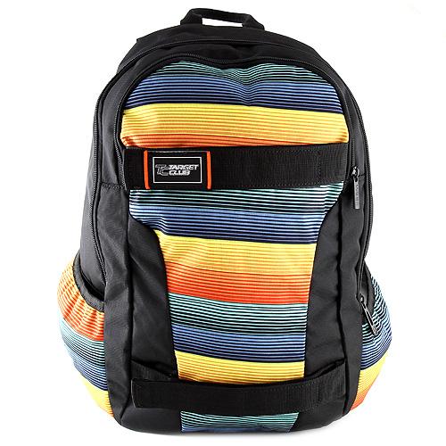 Sportovní batoh Target barevné pruhy