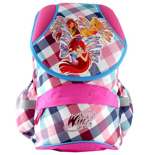 Školní batoh Winx Club 3 víly