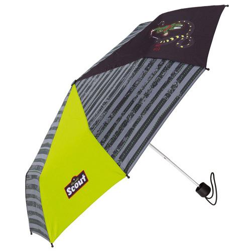 Deštník skládací Scout průměr 90 cm - Ninja a had