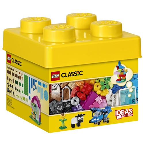 Stavebnice LEGO Classic Tvořivé kostky, 221 dílků