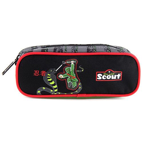 Školní penál Scout Scout Schlamperetui II Ninja