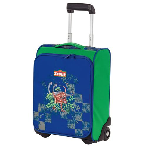 Dětský kufr trolley Scout Scout Kindertrolley Dino
