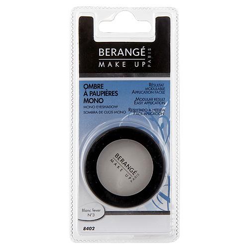 Oční stíny Berangé Paris Blanc fever, 2.8 g