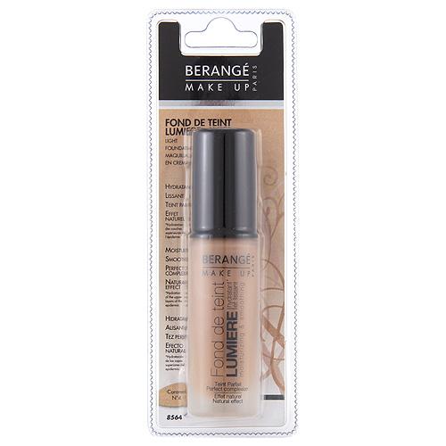 Make-up hydratační Berangé Paris Caramel, 30 ml