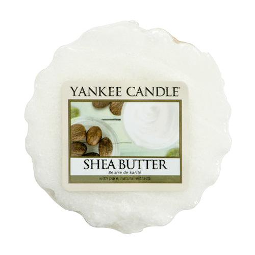 Vonný vosk Yankee Candle Bambucké máslo,   22 g