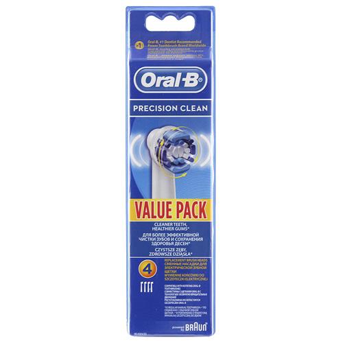 Kartáčková hlava Oral-B 4 ks