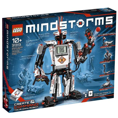 Stavebnice LEGO Mindstorms Mindstorms EV3, 601 dílků