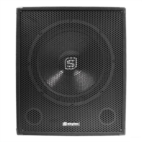 "SkyTec SMWA18 PA- Active Subwoofer 18"" /1000W"