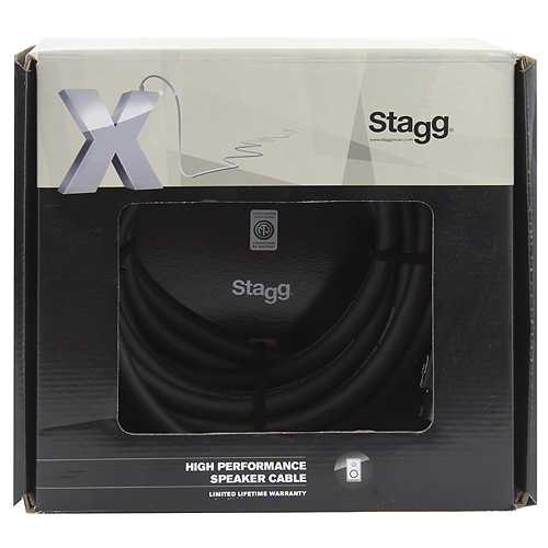 Reproduktorový kabel Stagg XSP10SS40C