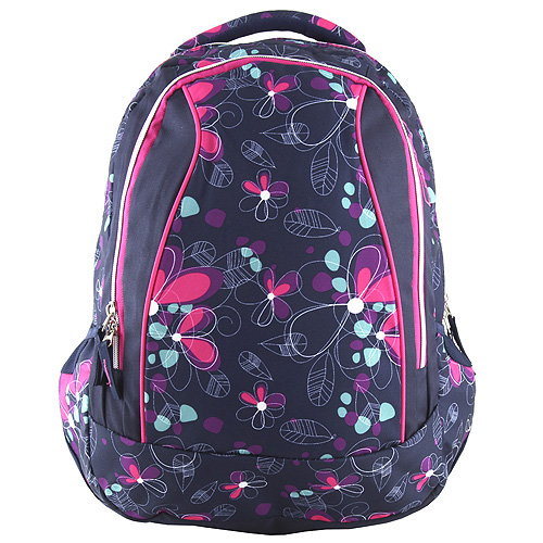 Studentský batoh Target Barevné květiny
