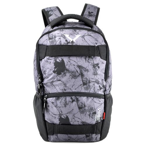 Sportovní batoh Target Viper, šedý vzorovaný