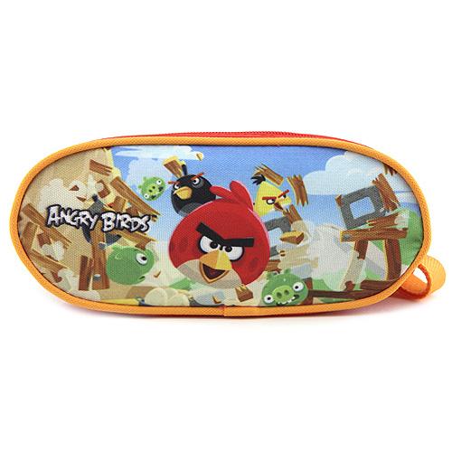 Školní penál Target Angry Birds, jednoduchý