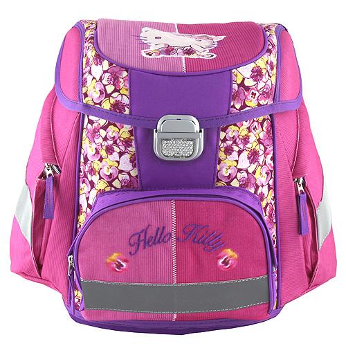Školní aktovka Target Hello Kitty, růžová