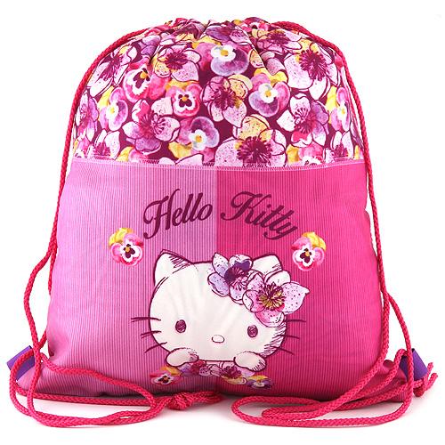 Sportovní vak Target Hello Kitty, růžová