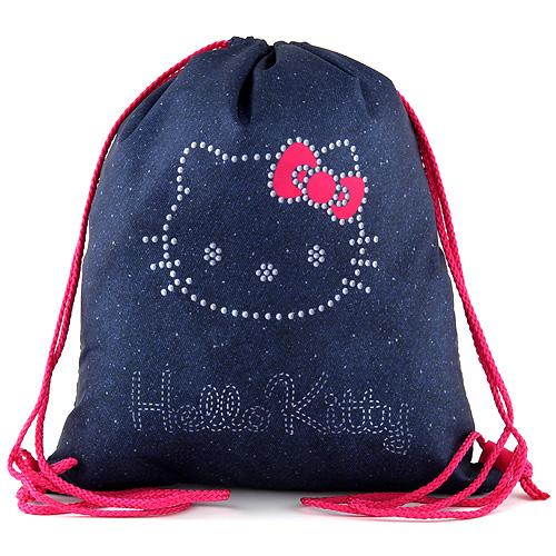 Sportovní vak Target Hello Kitty, tmavě modrá