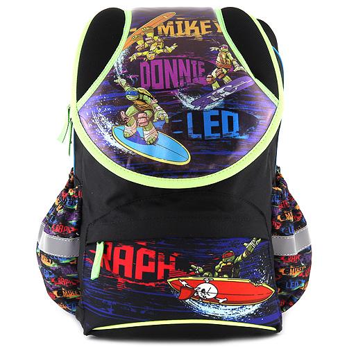 Školní batoh Target Želvy Ninja, barva černá
