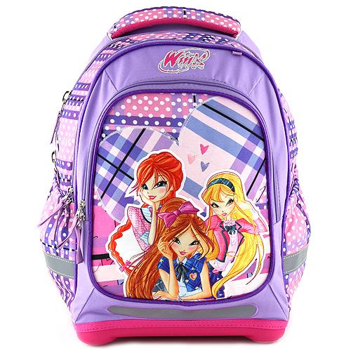 Školní batoh Target Víly z Winx Clubu