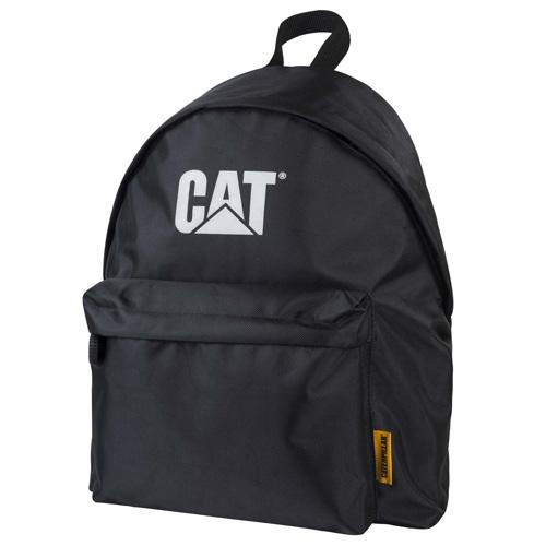 Batoh Target 17574, černý s logem Cat