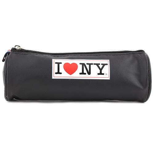 Školní penál Target I love NY, černý