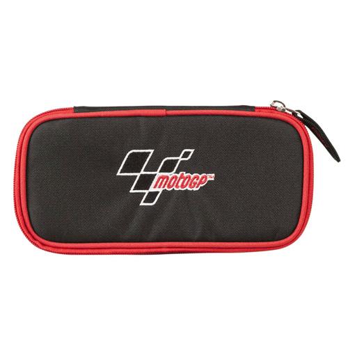 Školní penál bez náplně Target Compact, Moto GP, červeno-černý