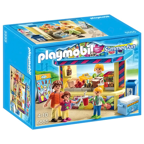 Stánek se sladkostmi Playmobil