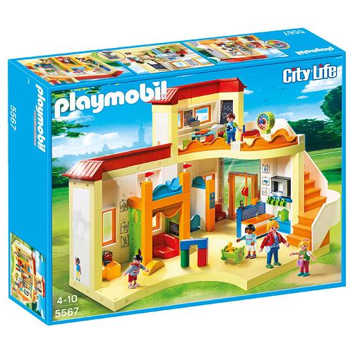 Mateřská škola Playmobil Mateřská škola, 394 dílků