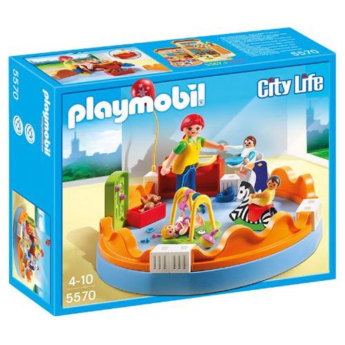 Baby koutek Playmobil Mateřská škola