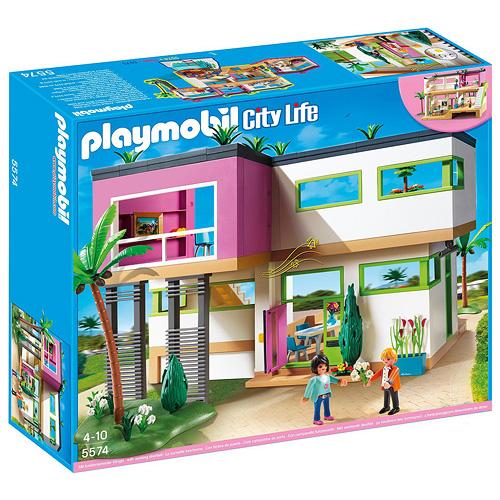 Moderní vila Playmobil